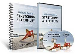 Stretching & Flexibility Book & DVD